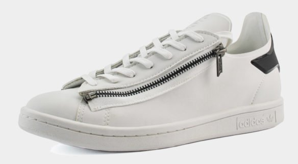 Adidas Y-3 Stan Smith Zip белые