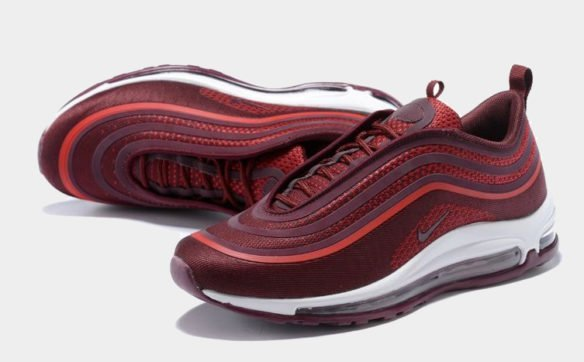 Фото Nike Air Max 97 Ultra красные - 2