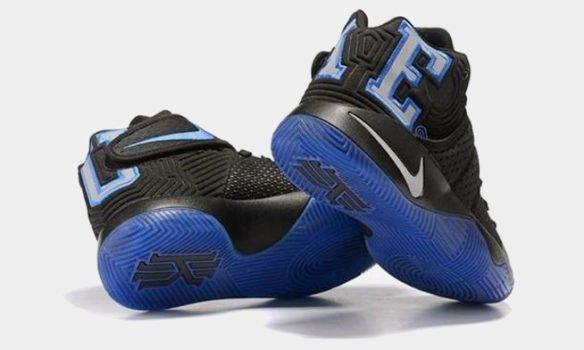 Фото Nike Kyrie 2 Duke QS черные - 1
